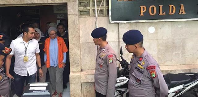 Tidak Dijenguk Timses Prabowo, Ratna: Nggak Masalah