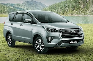 All New Innova, Pilihan Terbaik Untuk Mobil Keluarga