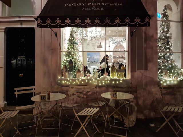 Peggy Porchen cake-Londra
