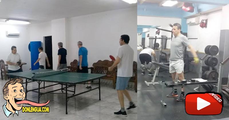Arreaza asegura que directivos de CITGO juegan al tenis y van al gimnasio en la cárcel
