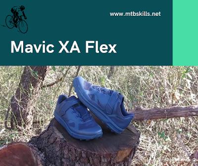 Mavic XA Flex MTB Shoes