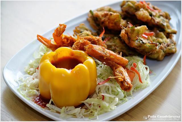 hidangan istimewa yang terdapat di Hotel Casuarina @ Meru