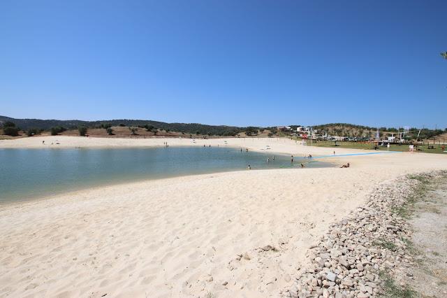 Areal da Praia de Alqueva