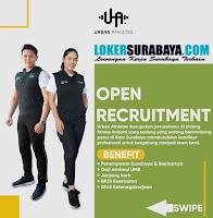 Open Recruitment at Urban Athletes Surabaya Nopember 2019