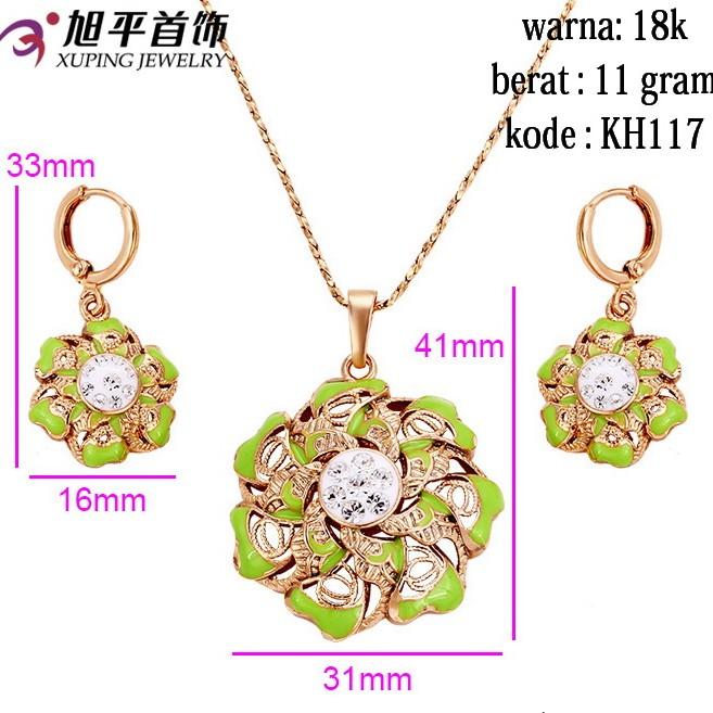 Perhiasan Set Dewasa