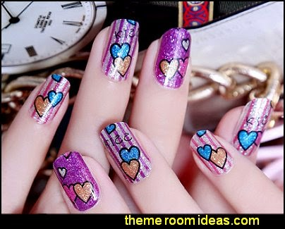 cute nails-sticker nail nail stickers-nail decals