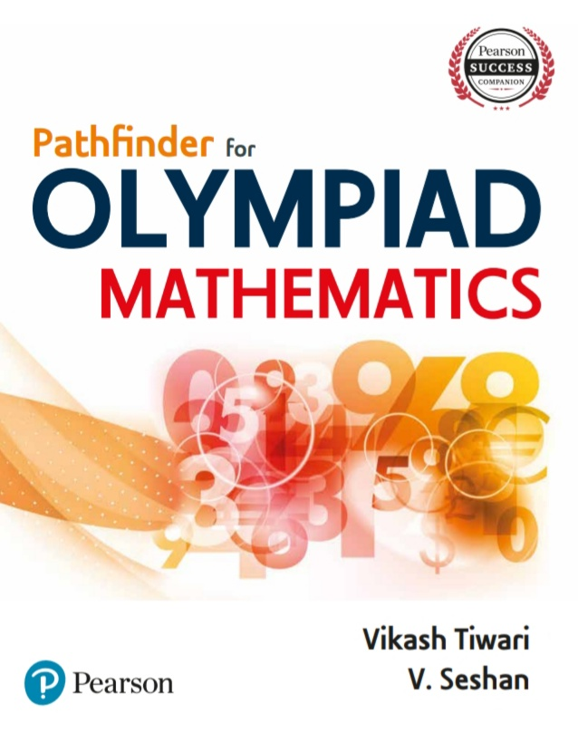 OLYMPAID Maths class 9 Pathfinder  Pearson