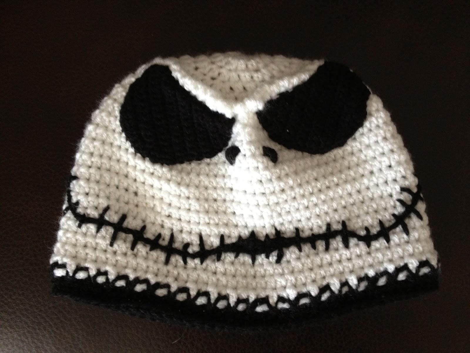 Jack Skellington Pattern - Free Pattern — Crazy Crochet Lady | 1200x1600