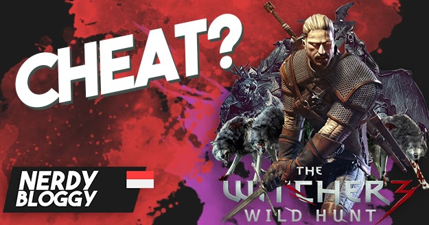 the witcher cheats pc