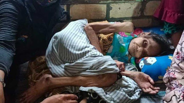 Viral Kisah Nenek Muntiah yang Disebut Hidup Seorang Diri, Pihak Keluarga Angkat Bicara
