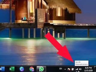 Cara Menyambungkan Hotspot dari HP ke Laptop
