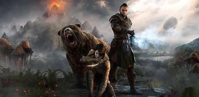 Morrowind Elder Scrolls Online