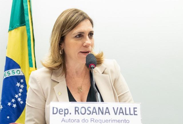 Rosana Valle propõe linha de  crédito para prefeituras e  estados comprarem vacinas