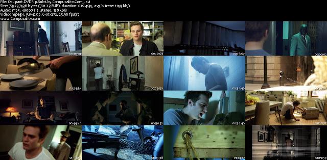 Occupant DVDRip Descargar Subtitulos Español Latino 2011 1 Link