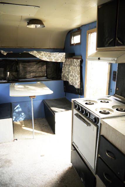 Vintage Camper Renovation