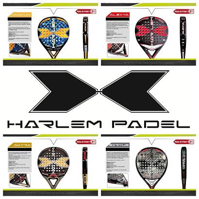 HARLEM Pádel lanza 5 nuevos modelos para su Colección 2020.