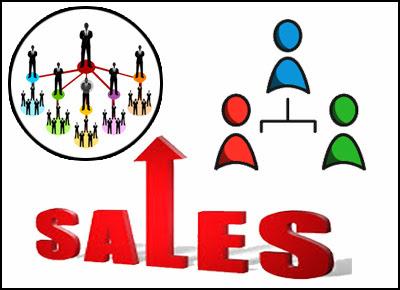 Network marketing success - learn sales