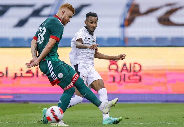 اهداف مباراة الشباب والاتفاق (3-3) الدوري السعودي