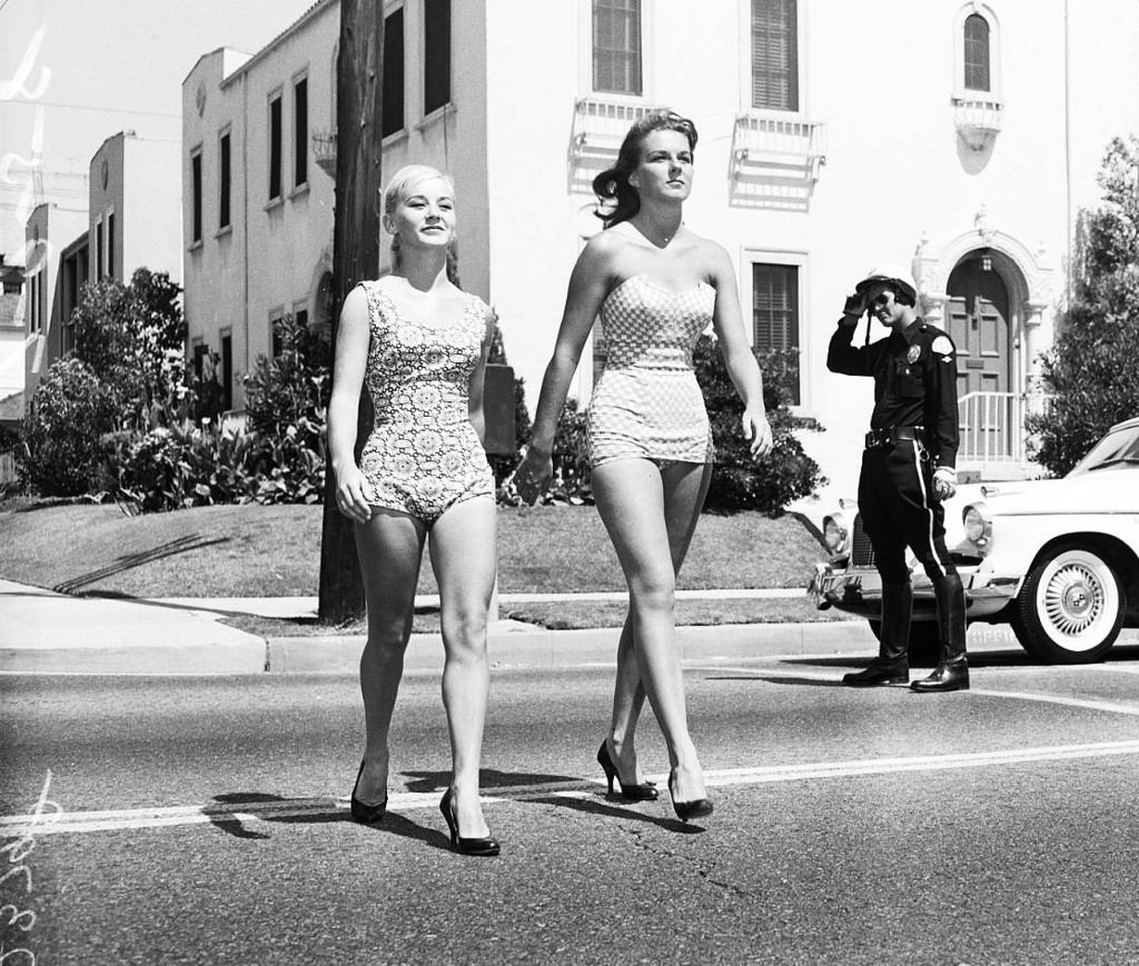 Heat Wave July 1958 Vintage Everyday