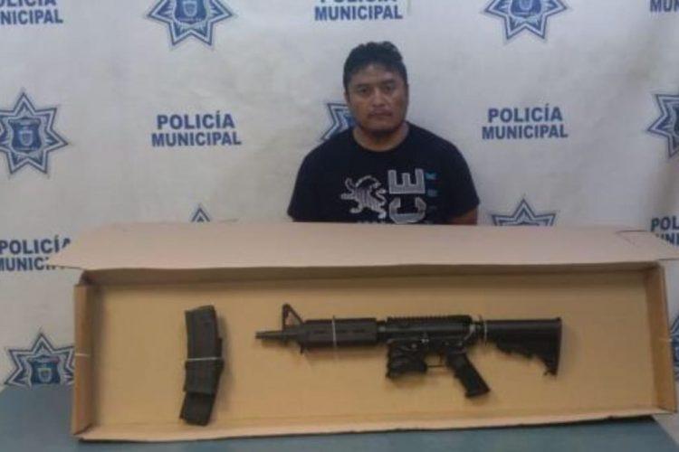 """Detienen al """"Cabo 9"""", líder del CJNG en Tijuana"""