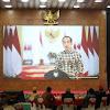 Presiden Jokowi Sebut DPD RI Simbol Persatuan dan Kesatuan Bangsa