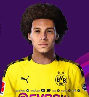 PES 2020 Faces Axel Witsel by So PES