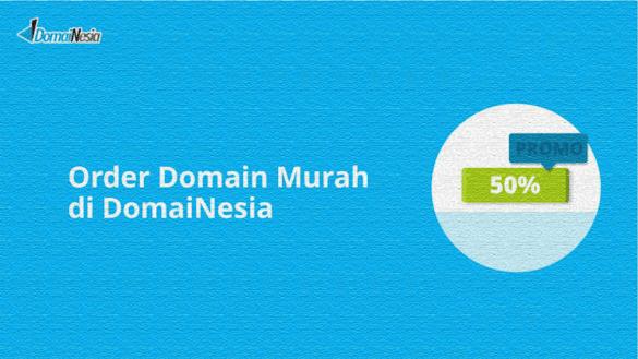 Tips Dan Trik i Promo Domain Murah Terbaru 2019
