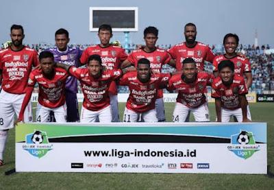 Daftar Pemain Bali United