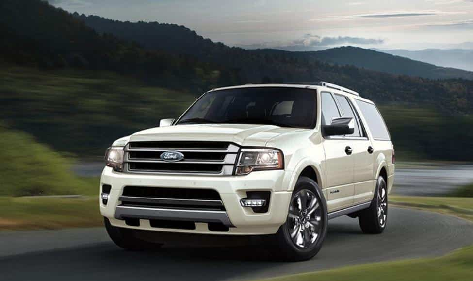 2017 Ford Expedition Configurations
