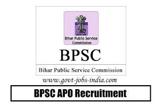 BPSC APO Recruitment 2020