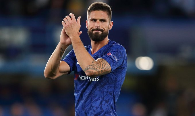 BREAKING! Chelsea Striker Olivier Giroud Agrees To Join Inter Milan!