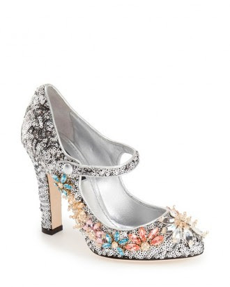 a0fe2af63a1d Crystal Jeweled Applique Best Outdoor Wedding Shoes Trend