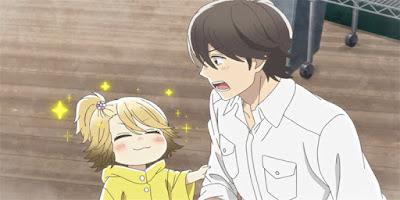 rekomendasi anime Udon no Kuni no Kiniro Kemari