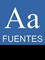 Fuentes - Tipos