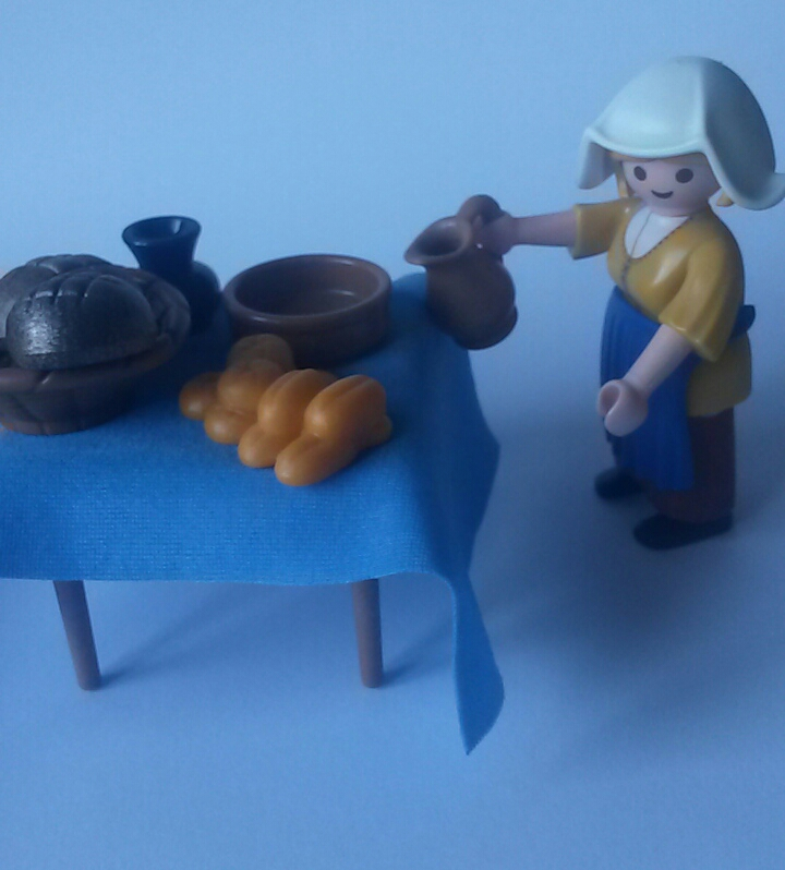Playmoguardian playmoexclusivos la lechera de vermeer - La lechera de vermeer ...