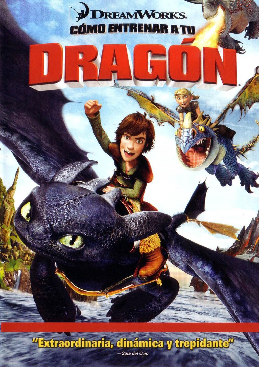 Cómo Entrenar a tu Dragón 3 (2019) Blu-Ray y DVDRip ...