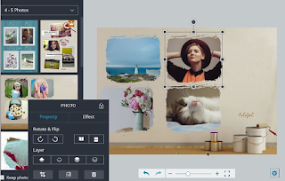 تطبيق Photo Editor Collage Maker