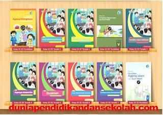 Buku Siswa dan Buku Guru Kelas 2 Kurikulum 2013 Revisi 2016 Lengkap Download Semua Tema Semster 1 dan Semester 2