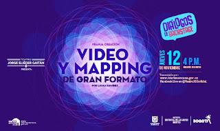Dialogos de Backstage | Video y Mapping de Gran Formato
