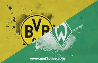 مشاهدة مباراة بوروسيا دورتموند وفيردر بريمن اليوم 28-9-2019 في الدوري الألماني