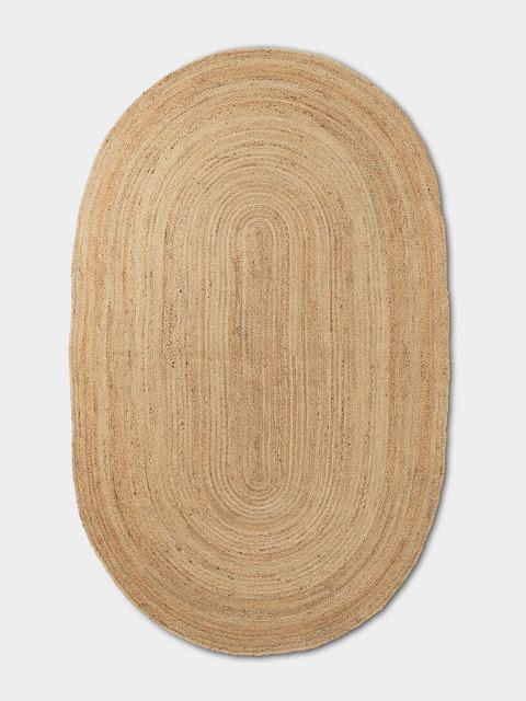 Naturalny dywan