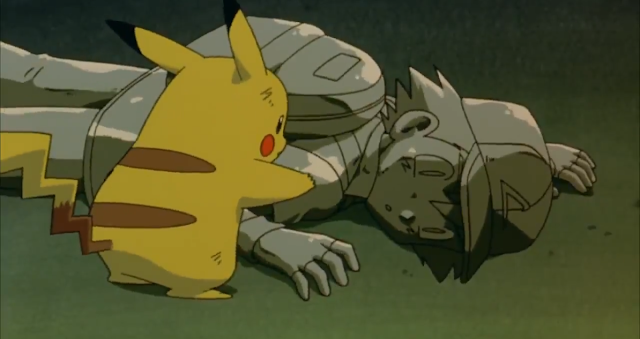 Pokemon The First Movie Mewtwo Strikes Back In Hindi English Dual