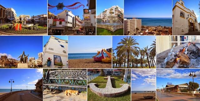 New Year's Eve in Malaga: Torremolinos, Spain