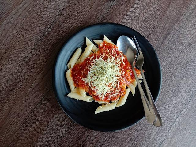 macaroni bolognesse