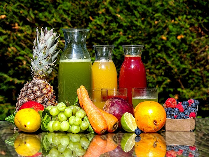 8 Best Juices for Weight Loss