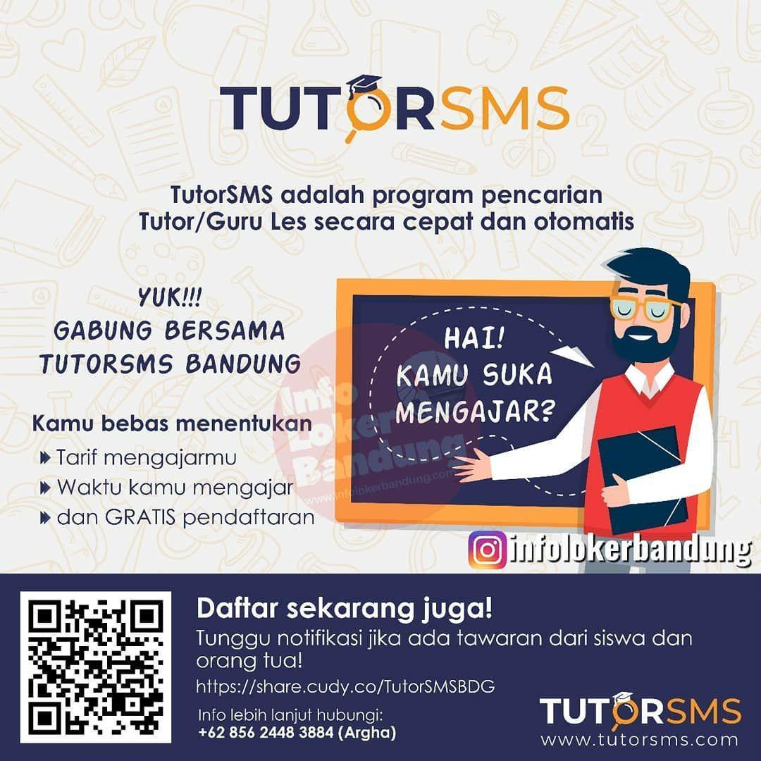Lowongan Kerja Tutor SMS by Cudy Bandung November 2019