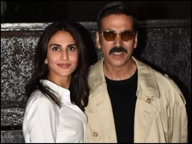 Bollywood: वाणी और अक्षय के अलावा, फिल्म में लारा दत्ता और हुमा कुरैशी भी महत्वपूर्ण भूमिकाओं में हैं।
