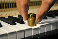 Piano key length & weight in PXS3000