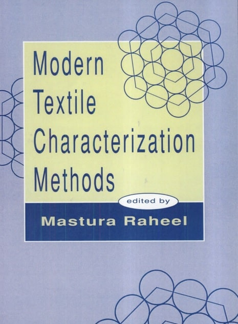 Modern Textile Characterization Methods