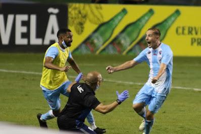Série C: Londrina vence o Remo e garante acesso à Série B; Leão está na final